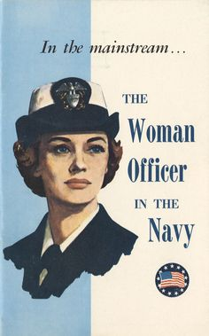 ...to be an officer in the U.S. Navy