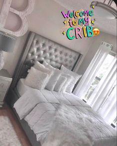 Cute Bedroom Ideas, Bedroom Inspo, Bedroom Sets, Home Decor Bedroom, Girls Bedroom, Bedroom Inspiration Cozy, Living Room Decor Ikea, Room Ideas Bedroom, Living Room Interior