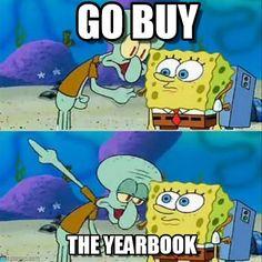 Yearbook Memes.