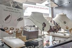 Shopping Experience in Hermanus, South Africa. A jeweller goes off the beaten track Jewellery Display, Jewelry Shop, Jewelry Design, Jewelry Making, South Africa, Handmade, Track, Shops, Gems