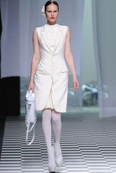 Davidelfin - Runaway Mercedes Benz Fashion Week Madrid Fall-Winter 2013/2014
