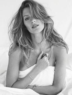 Gisele Bundchen par Giampaolo Sgura Pour Vogue Brésil Décembre 2013 - Anne de Carversville