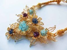The Beading Gem's Journal: Nature Inspired Wire Work by Rachel Norris
