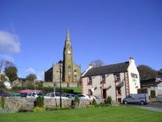 Stevenston (Scots: Stinsoun, Scottish Gaelic: Baile Steaphain) is a town and parish in North Ayrshire, Scotland. It is one of the 'Three Towns' along with Ardrossan and Saltcoats. Family Roots, Homeland, Countryside, Scotland, Places To Visit, Castle, Around The Worlds, Mansions, House Styles
