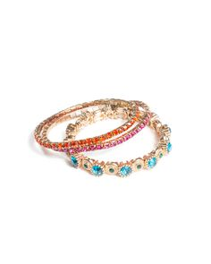 colourful bangles <3