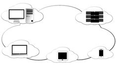 Web hosting occurs when the files that help build a website are uploaded from a local computer to the web server. The resources of the server such as RAM, hard drive space, and bandwidth are allotted to the websites using it. Domain – A domain is a group of words readable by humans because most of the websites are based on IP addresses (e.g. 111.222.333.444) which are in numerical form which does not make any sense to humans.