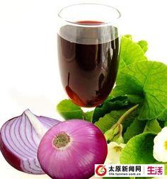 紅葡萄酒泡洋蔥養生治病效果佳藥用價值驚人