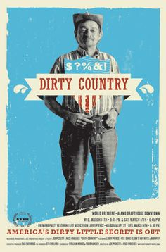 Dirty Country, Aesthetic Apparatus.