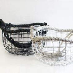 PUEBCO[プエブコ]ROPE BASKET(M)