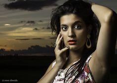Deep Eyes - Fernanda Martins #portrait #retrato #book #15anos #ensaio #fotografia