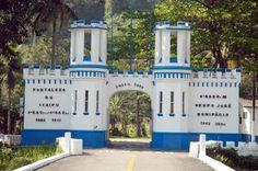 Forte Itaípu em Praia Grande