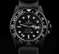 ProHunter   Stealth Military GMT Master II