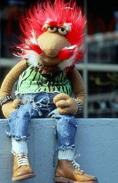 Dear Nephew Gobo,Punk is not dead.Love, your Uncle Traveling Matt