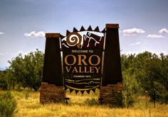 Welcome to Oro Valley, AZ! Where I will live forever and ever, amen.