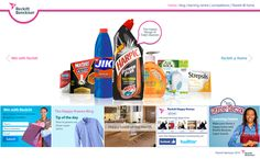 HTML5 created website layout 2012
