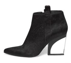 5bf1cd76c2861 Eram x Rodolphe Menudier, Boots Date with the night, automne-hiver  2014-2015. Tendance Talons