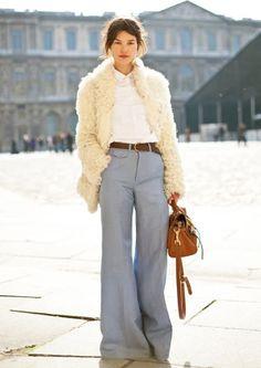 Hanneli Mustaparta - Page 2 - the Fashion Spot Fashion Moda, Look Fashion, Womens Fashion, Fashion Trends, Net Fashion, Paris Fashion, Fall Fashion, Looks Chic, Looks Style