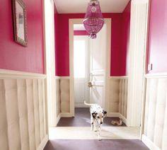 Ejemplos de como decorar el pasillo