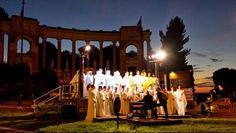Notte dell opera. Francesco Micheli.  Macerata