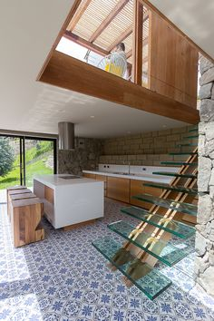 Gallery of Stone House / Inai Arquitectura - 7