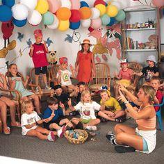 Childrens club (för små barn)