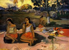 Paul Gauguin - Sacred spring : sweet dreams (nave nave moe)