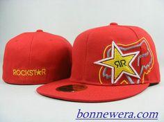 Acheter Pas Cher Casquettes Rockstar Fitted 0020 En ligne - BONNEWERA.COM