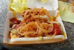 Hot dog...