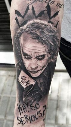 Realism Movies Tattoo by Miguel Bohigues - http://worldtattoosgallery.com/realism-movies-tattoo-by-miguel-bohigues-2/