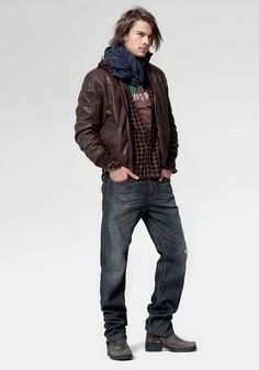 Jean's West Man Collection - Look 09