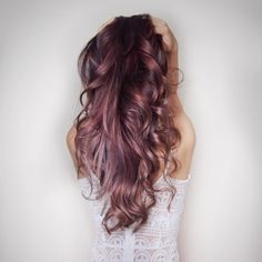 Brown lavender and pastel pink