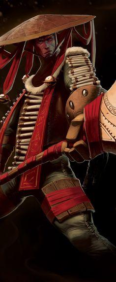 Bloodline Champions by Stunlock Studios.