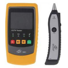 [$39.42] BENETECH GM61 2.0 inch TFT LCD Handheld PAL / NTSC Identifying Wire Tracker CCTV Tester