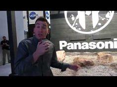 Panasonic Booth Tour #CES2015 #sponsored