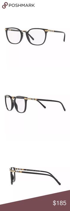 3c589097f70b New Authentic BURBERRY Eyeglasses Black B2269 New Authentic BURBERRY  Eyeglasses B 2269 3001 52 21