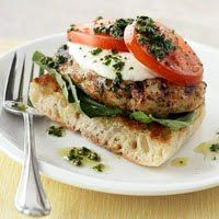 Recipes-Burgers on Pinterest | Burgers, Turkey Burgers and Burger ...