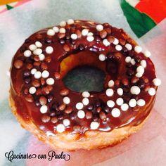#donuts fatti in casa! #donut #goloso