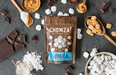 Chowza Confections! on Packaging of the World - Creative Package Design Gallery