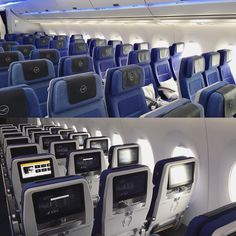 From @nykls New Economy Class in Lufthansa A350  |MYWORK|#lufthansaeconomyclass #eco #lufthansa #lha350 #catcha350 #wanderlust #planespotting #planeporn #avgeek #fraport #frankfurtairport #cabincrew #jumpseatcrew #aircrew #angelsairwayas #frankfurtspotting #instacrewiser @lufthansa @aircrews @charmingcrew @instacrewiser #crewiser #flightattendant #crewlifestyle #crewfie #cabincrewlife #pilot #travel #stewardess #aviation #airhostess #fly #aircraft #flying