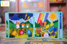 Развивающая книжка для Никиты) - Babyblog.ru
