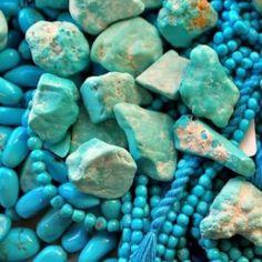 turquesa, a pedra da harmonia