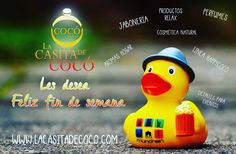 ¡¡LA CASITA DE COCÓ LES DESEA FELIZ FIN DE SEMANA!! Volvemos el Lunes con más novedades...         Visítanos en www.lacasitadecoco.com  #findesemana #granada #regalos #sabado #descanso #disfrutar #descansando #lacasitadecoco #jabones #perfumes #tiendasbonitas #quevisitargranada #baños