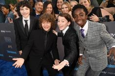 Stranger Things kids reunite without Eleven actress Millie Bobby Brown at 2016 Critics Choice Awards #stranger #things #reunite #without…