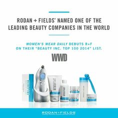 Let me help you start feeling comfortable in your own skin and start preventing wrinkles and aging before they occur! Ehill09.myrandf.com!