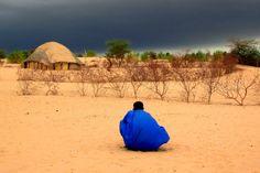Waiting for the rain in Mali