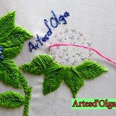 In this channel I will teach you different types of embroidery with thread and ribbons. Learn how to embroider with smocking stitch and make flowers to decor. Brazilian Embroidery Stitches, Hand Embroidery Videos, Embroidery Stitches Tutorial, Hand Embroidery Patterns Flowers, Ribbon Embroidery Tutorial, Hand Embroidery Designs, Creative Embroidery, Simple Embroidery, Learn Embroidery