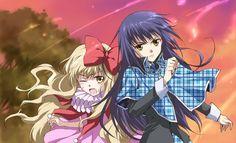 Nagihiko and Rima-Shugo Chara! Love the show watch free on chrunchyroll app and website