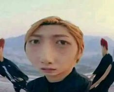 """DISCONTINUED """"Fuckboys are so last season."""" + In which Jungkook is a fuck boy whose motives are to win Taehyung over. Hyungwon, Kihyun, Jooheon, Jay Park, Meme Faces, Funny Faces, K Pop, Monsta X Funny, When Im Bored"""