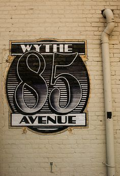 Photos Of Eye-Catching Typographic Signs Found In NYC Boroughs - DesignTAXI.com