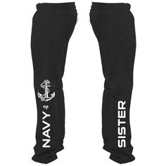 Navy Sister Sweatpants